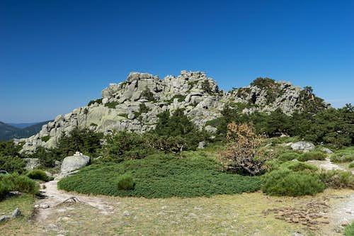 Pico de Majalasna (Pico Primero)
