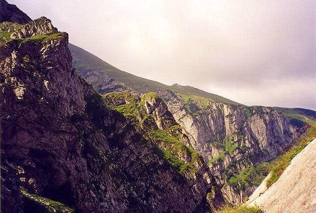 Surroundings of Kobylarz on...