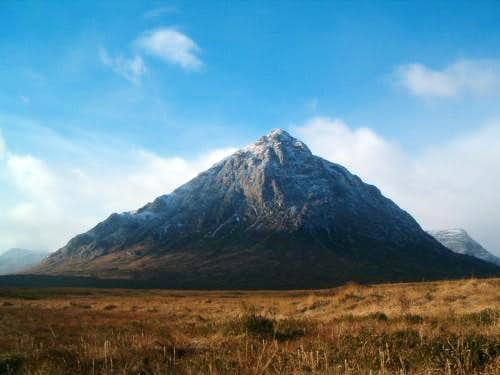 The Buachaille as seen from...
