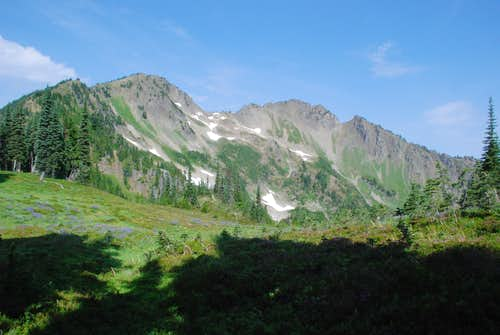 Mount Appleton (and