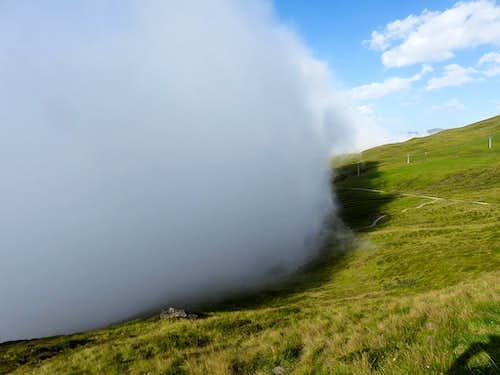 Cloud attack!
