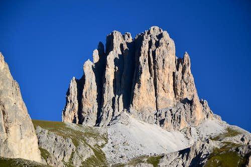 Sforcella or Tscheiner Spitze, 2810 m
