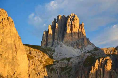 Dolomites revisited in August 2017