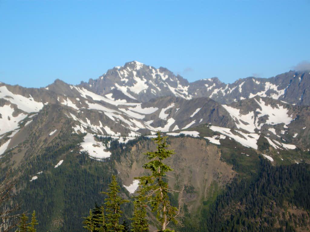 Mt. Deception from Marmot Pass