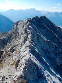 Lady MacDonald Crux Ridge