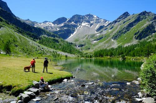 Lac d'Arpy