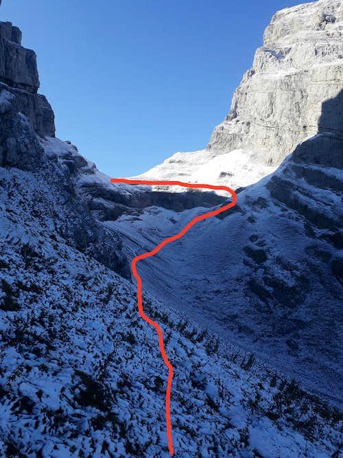 Trail to Paliis Nideri