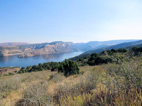 Flaming Gorge Reservoir