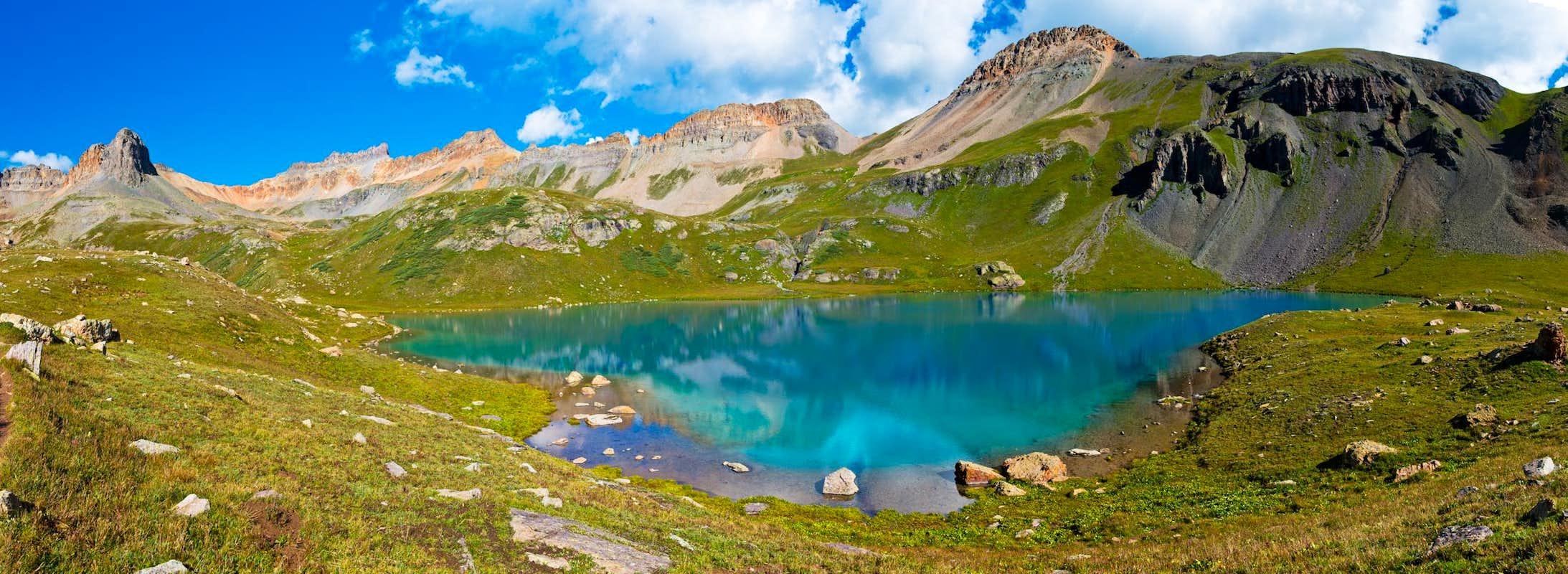 Ice Lake Basin : Photos, Diagrams & Topos : SummitPost
