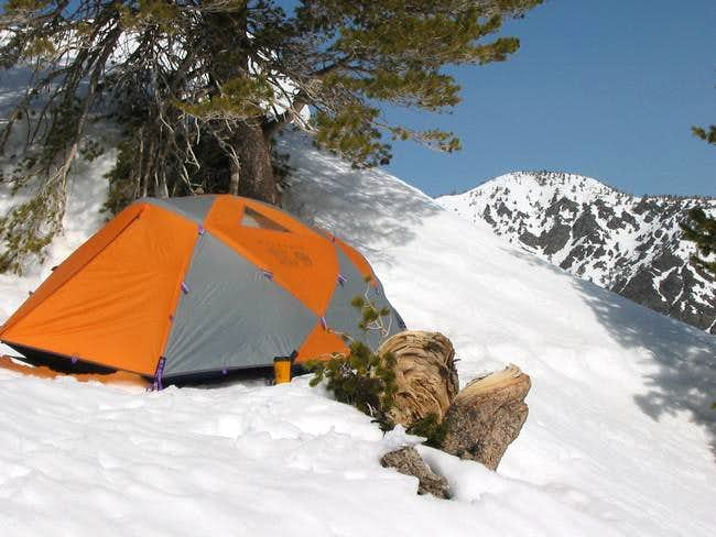 This is what I call camping....
