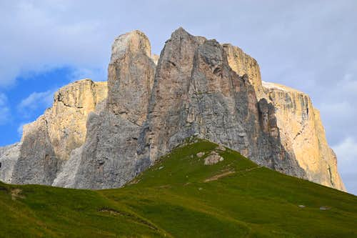 The Sella Towers