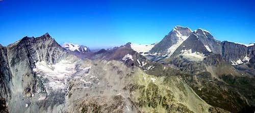 View from Trouma des Boucs:...