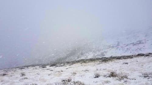Lone Peak (Utah) attempt #1