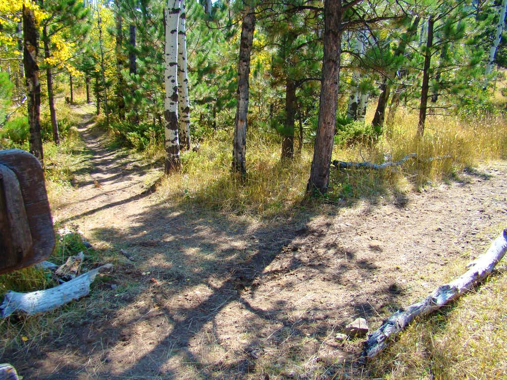 Old Baldy Spur Junction