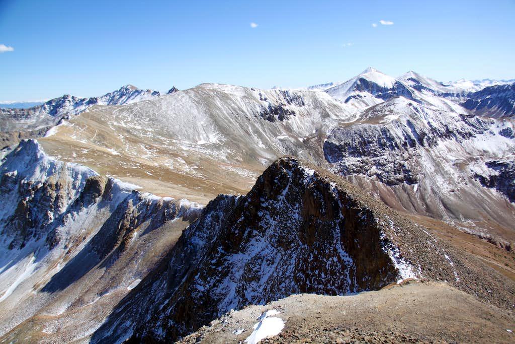 Cooper Creek Peak