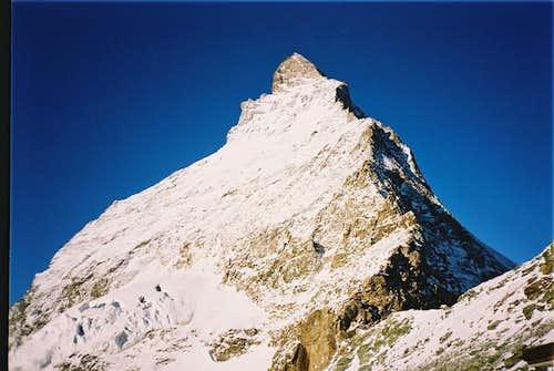 Matterhorn in november