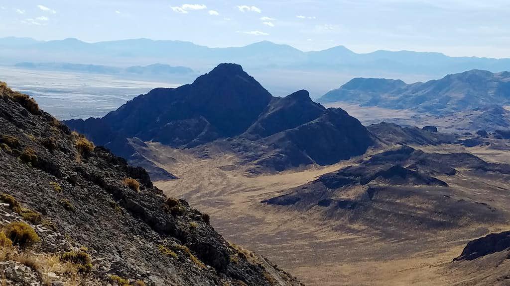 View of Volcano Peak