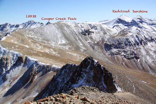 Cooper Creek Peak