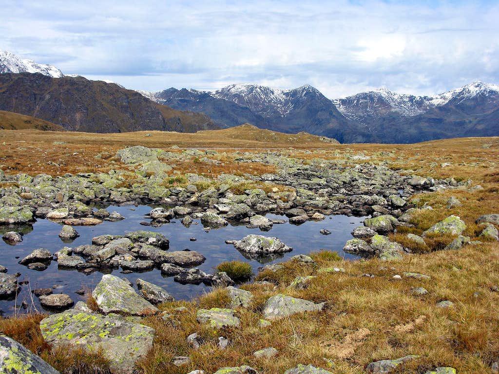 Alplaner lakes