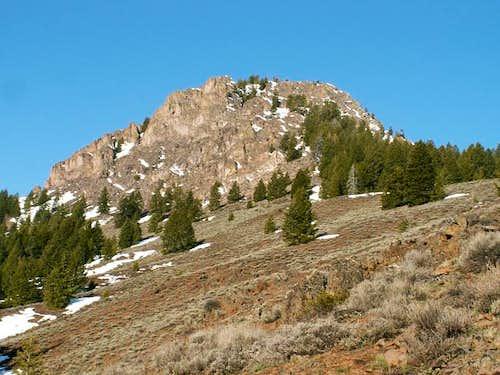Mahoney Butte
