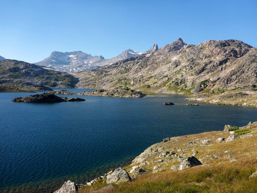 Lone Elk Lake