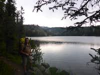 Granite Peak - Lady of the Lake