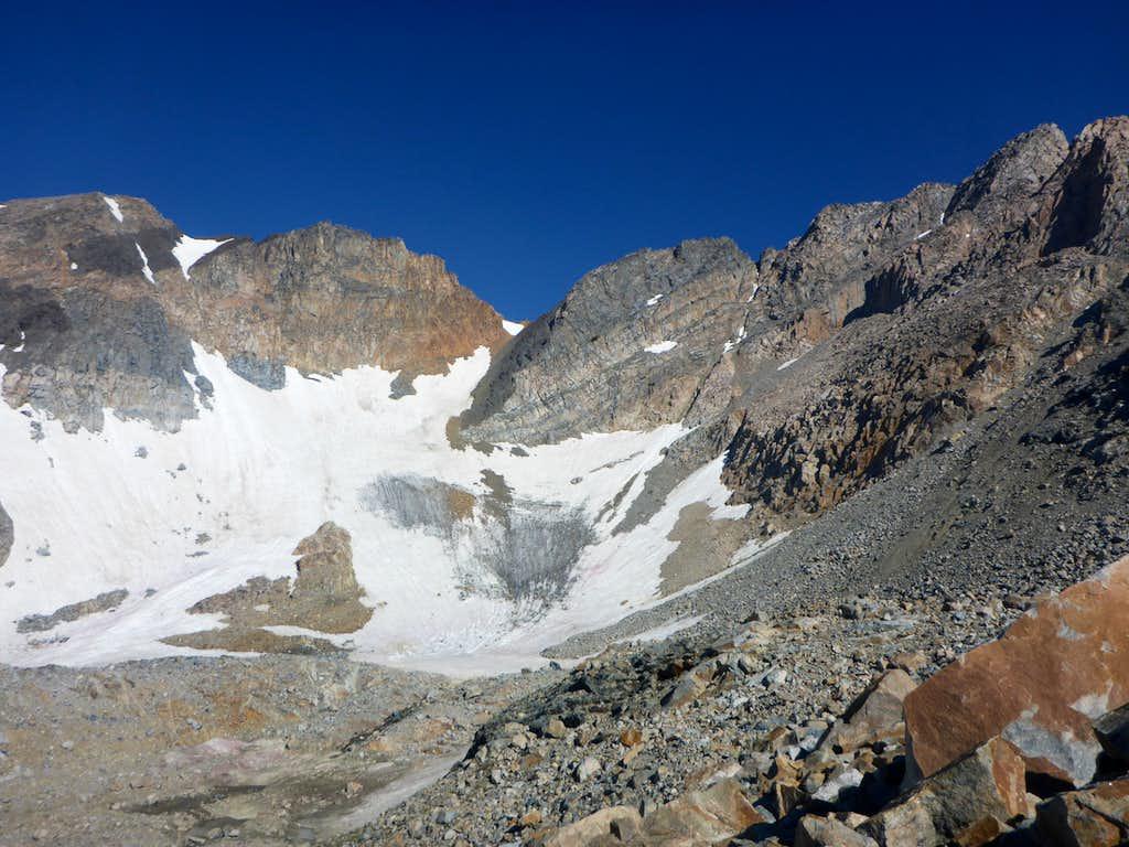 Granite Peak - Sky Top Glacier
