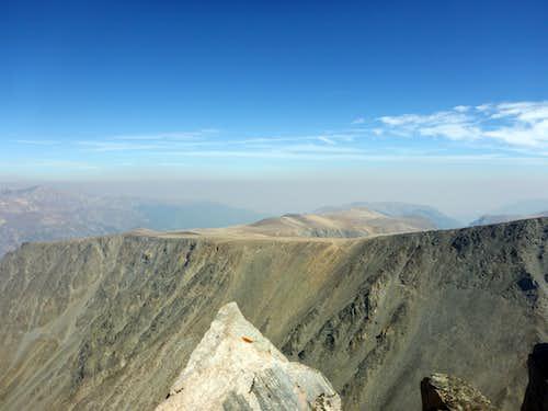 Granite Peak - Froze to Death Plateau