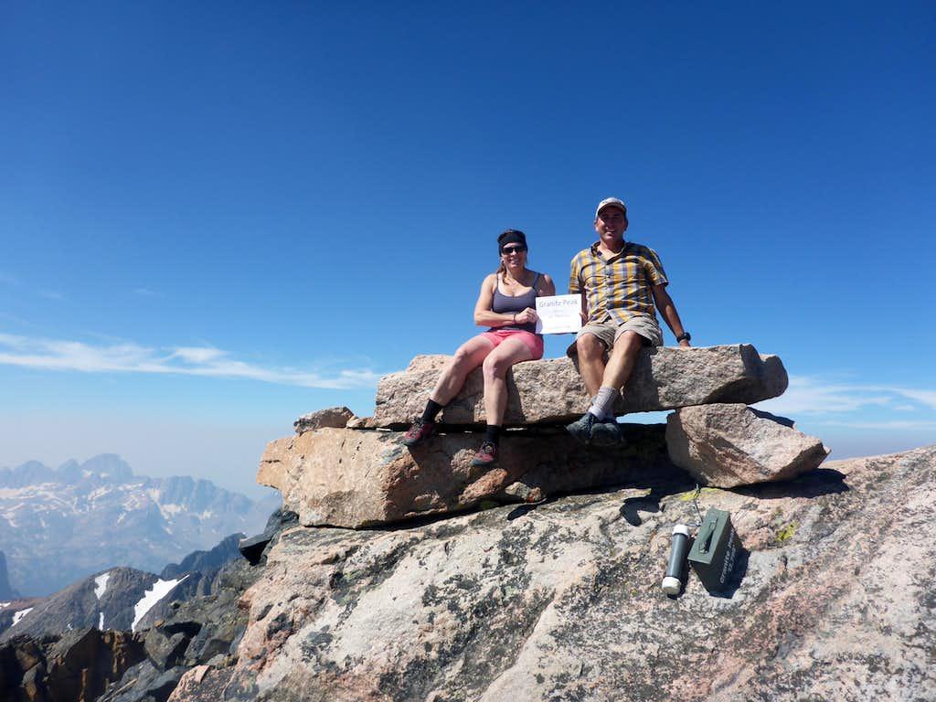 Summit Rock HP #46
