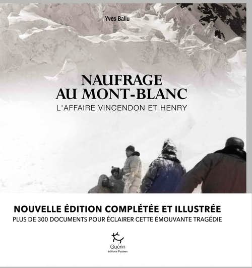 Naufrage au Mont Blanc