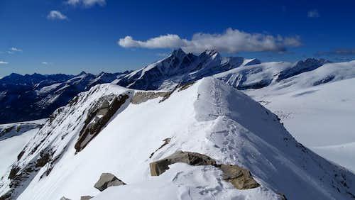 Mittlerer Bärenkopf South Ridge