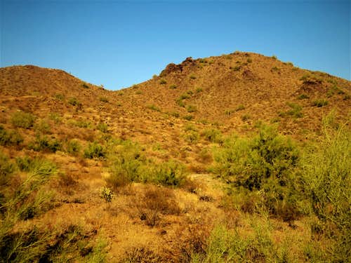 Trailhead view