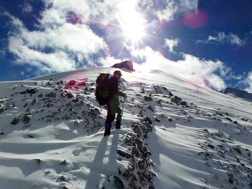 On the Peak