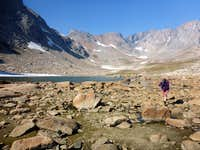 Granite Peak - Sky Top Crossing
