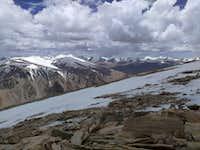The Flat Summit 6150m