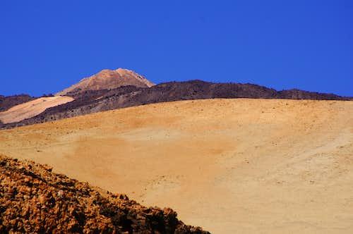 Montaña Blanca and Teide