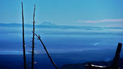 Mount Saint Helens!!