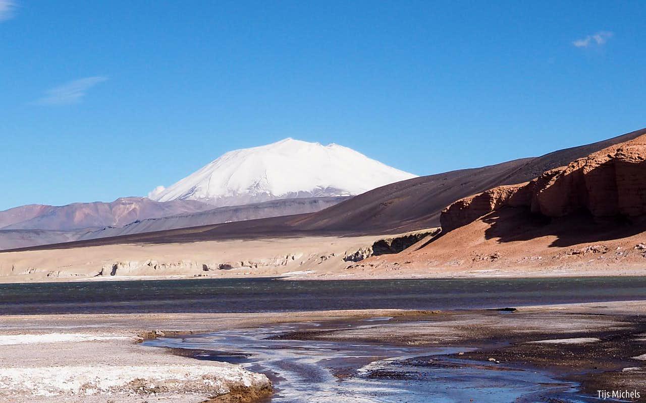 North Face Log >> Incahuasi : Climbing, Hiking & Mountaineering : SummitPost