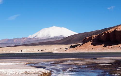Incahuasi (6621m)