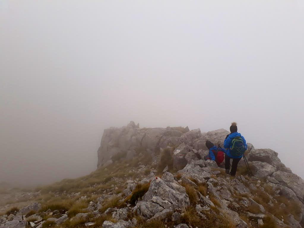 Into the abyss : Photos, Diagrams & Topos : SummitPost