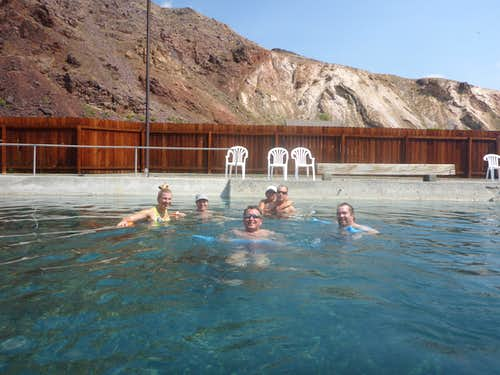 Challis Hot Springs