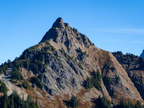 Huckleberry Mountain (Snoqualmie)