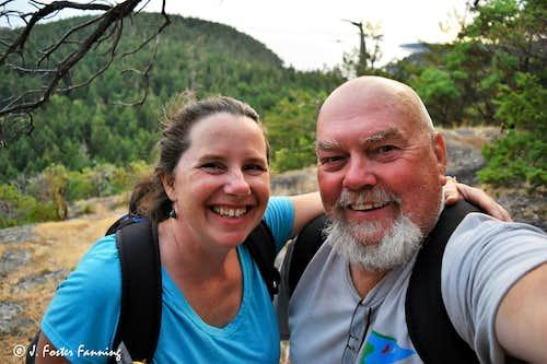 Exploring & Hiking Together