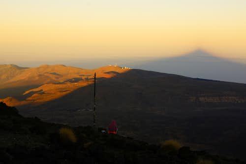 Teide's shadow