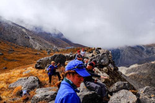 Tharpu Chuli (Tent Peak) Oct 2017