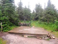 Camarine campground