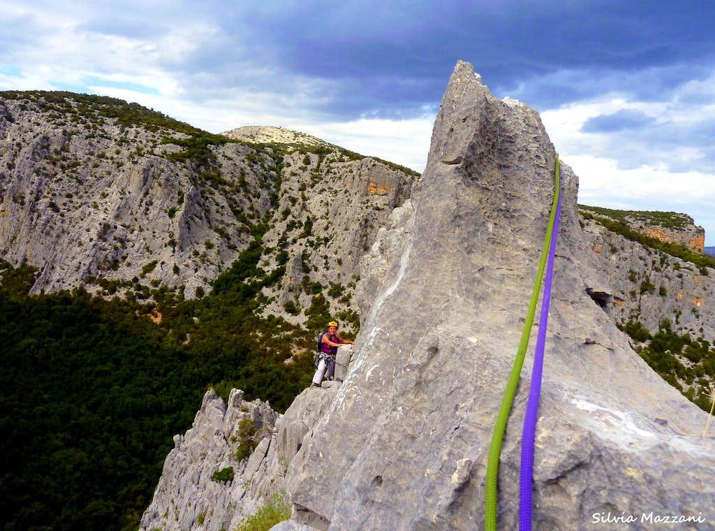 Cresta dei Ginepri, North Surtana (Supramonte)