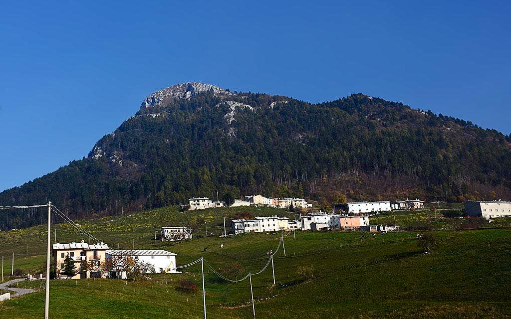 Corno d'Aquilio from the S