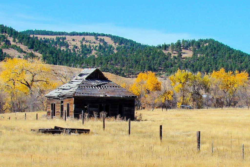 Elm Creek Canyon Homestead