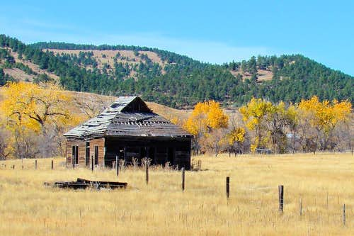 Elm Creek Canyon Homestead